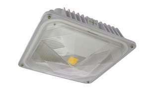 Lightide DLC_ETL listed 35w canopy led light fixture
