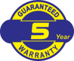 5 year warranty with led wall pack lights