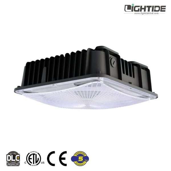 Lightide-DLC-Premium-ETL_CE-LED-Canopy-Lights_garage-lights
