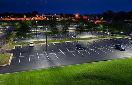 LED-Outdoor-Parking-Lot