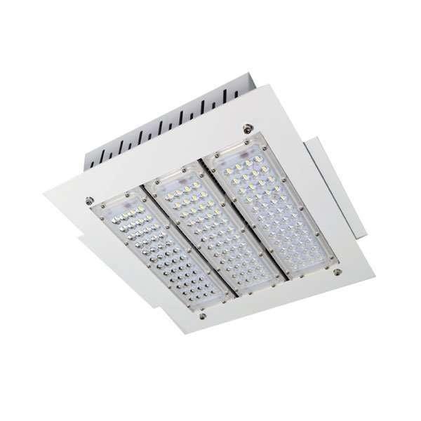 Lightide-Recessed LED Gas Station Lights Canopy