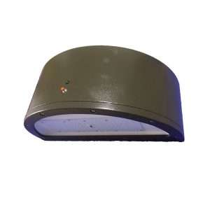 ETL outdoor-emergency led-wall pack emergency _wall light fixture