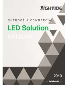 resource COVER OF Commercial Outdoor LED Lighting
